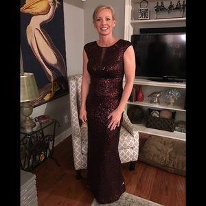Nicole Miller Floor length gown-Size 6